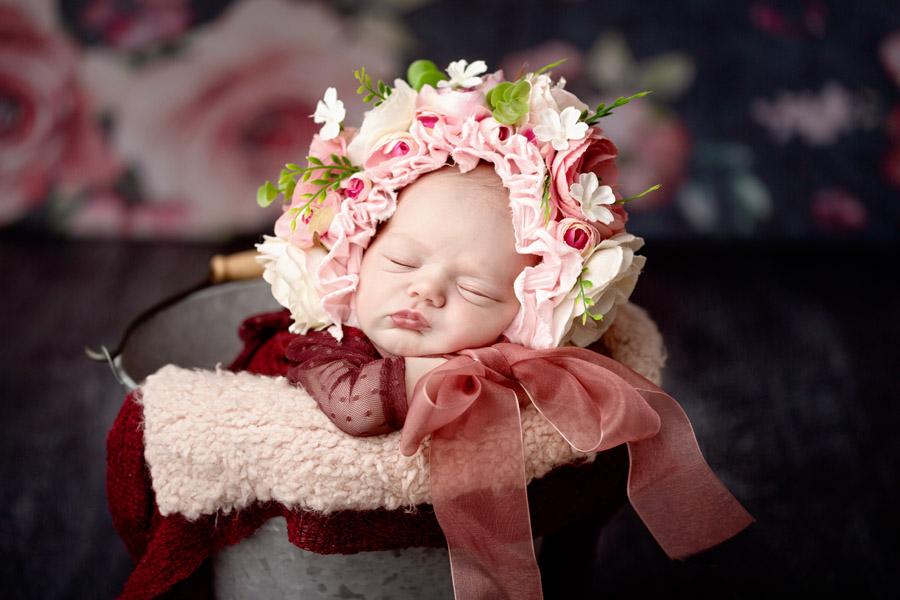 Les Chérubins photographe bébé photo nouveau né Toulon Var Lina (3)